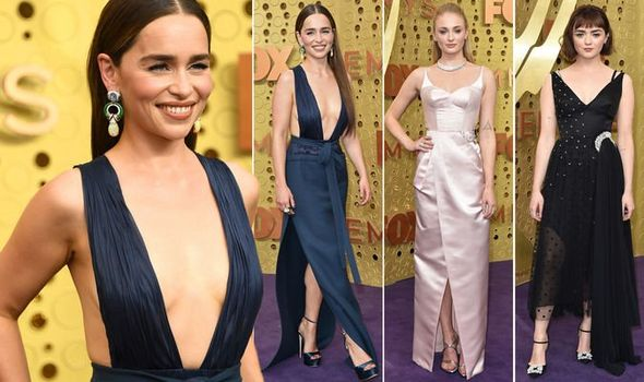 celebrity outfits at the emmys 2019